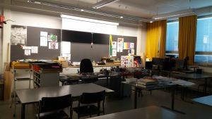 Read more about the article Tyhjät tynnyrit peruskoulussa